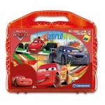 Puzzle  Clementoni-42447 Cars