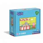 Puzzle  Clementoni-44009 Peppa Pig