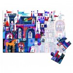 Clementoni-50164 XXL Pieces - My Puzzle Castle