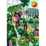 Puzzle  Clementoni-50174 Find it Autumn
