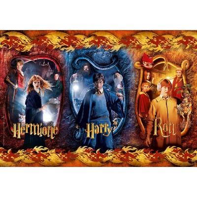 Puzzle Clementoni-61885 Harry Potter