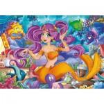 Puzzle   Beautiful Mermaid