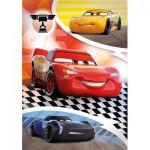 Cars - Puzzle + 3D-Model