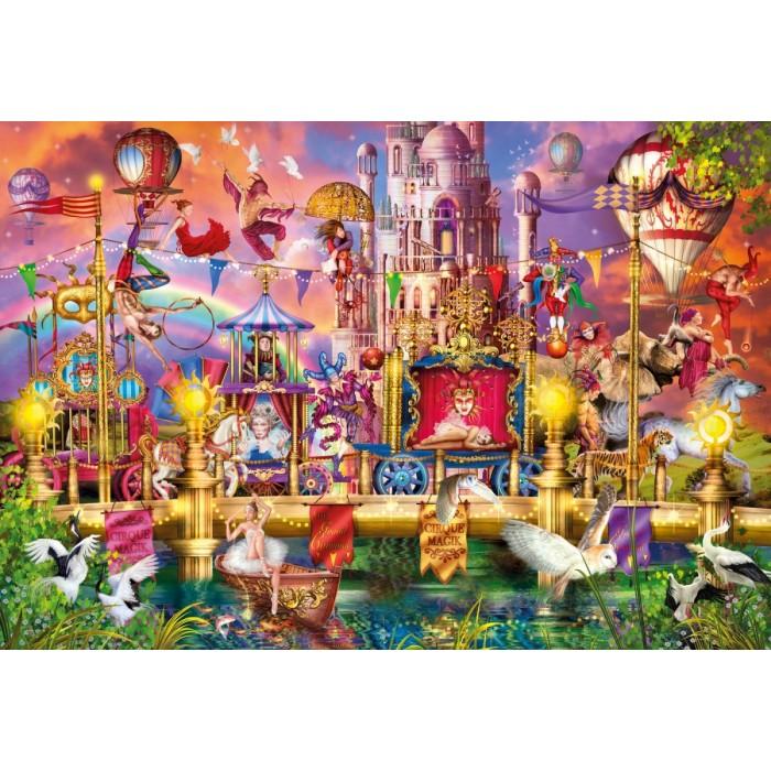 Ciro Marchetti - The Circus Puzzle 2000 pieces