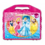 Cube Puzzle - Disney Princess