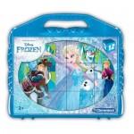 Cube Puzzle - Frozen