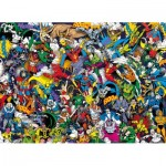 Puzzle   DC Comics