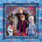 Puzzle   Frame Me Up - Disney Frozen 2