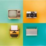 Puzzle   Frame Me Up - Vintage Electronics