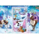 Puzzle   Frozen - Olaf