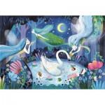 Puzzle   Glitter Effect - A Fairy Night