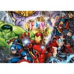 Puzzle   Glitter Effect - Marvel Elements