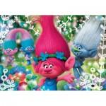 Glitter Puzzle - Trolls