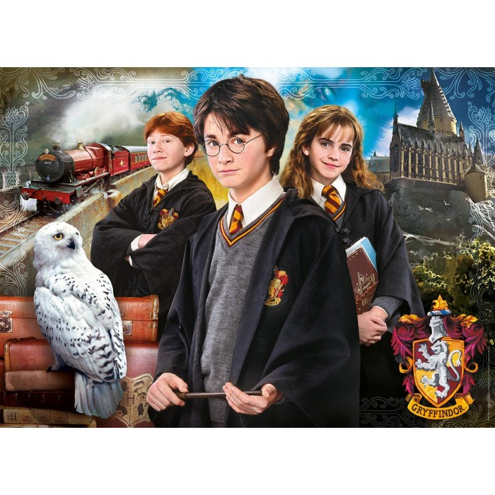 Harry Potter Puzzle 1000 pieces