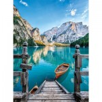 Puzzle   Lake Braies