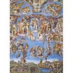 Puzzle   Michelangelo - The last Judgement
