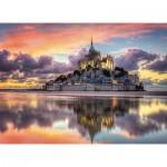 Puzzle   Mont Saint-Michel, France