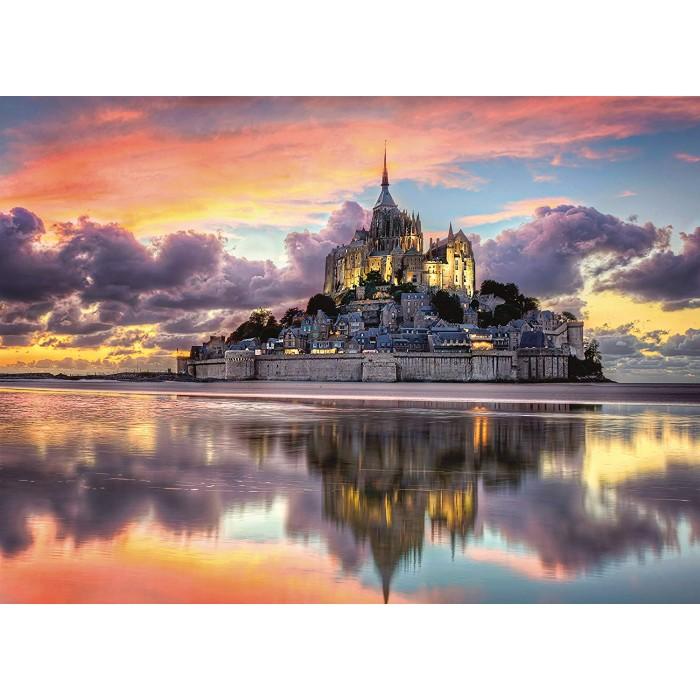 Mont Saint-Michel, France Puzzle 1000pieces