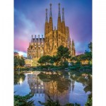 Puzzle   Sagrada Familia, Barcelona
