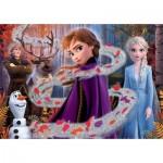 Puzzle   Supercolor Frozen 2 - Glitter Effect