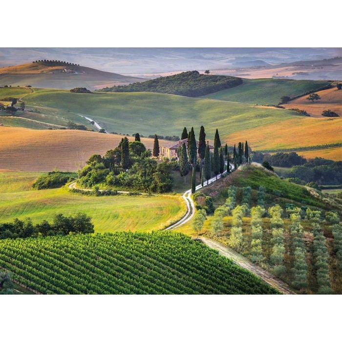 Tuscany, Italy Puzzle 1000 pieces
