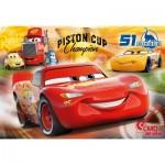 Puzzle   XXL Pieces - Cars