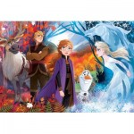 Puzzle   XXL Pieces - Frozen 2