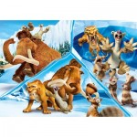 Puzzle   XXL Pieces - Ice Age