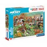 Puzzle   XXL Pieces - Mickey