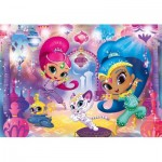 Puzzle   XXL Pieces - Shimmer & Shine