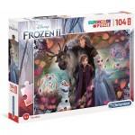 Puzzle   XXL Teile - Frozen 2
