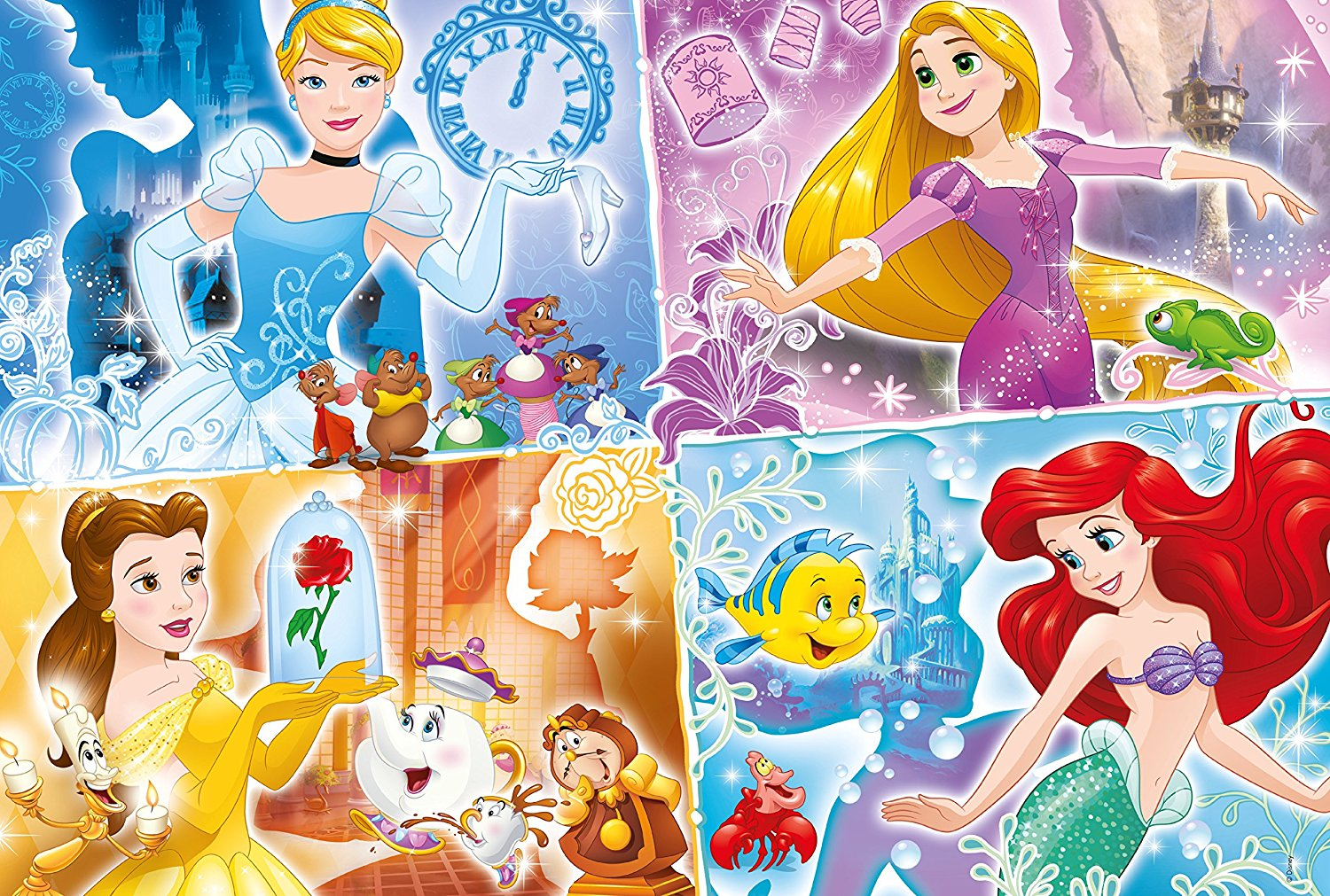 Puzzle Disney Princess Clementoni 29740 250 Pieces Jigsaw