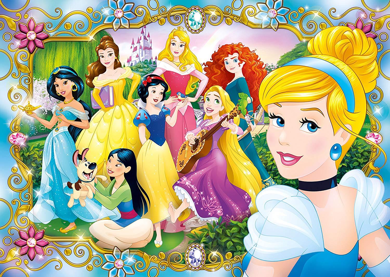 Prinzessin Puzzle