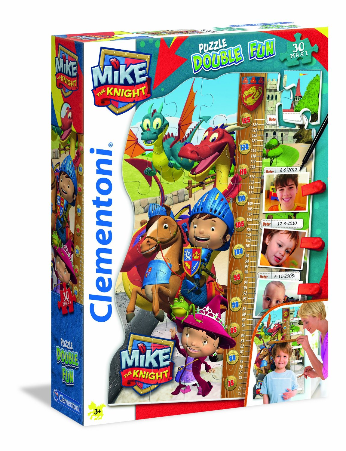 Mike The Knight Clementoni-20307 30