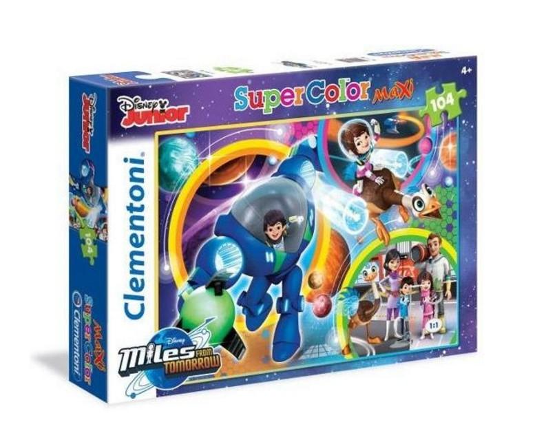 Puzzle XXL Pieces  Disney Junior Clementoni23700 104