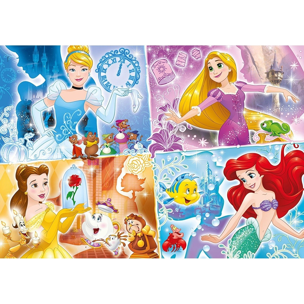 Puzzle Xxl Pieces Disney Princess Clementoni 23703 104