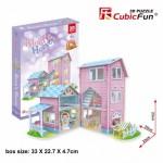 3D Puzzle - Alisa's Home