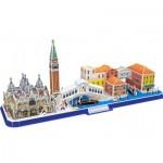 3D Puzzle - Cityline Venice