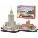 3D Puzzle - Cityline Warsaw