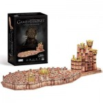 3D Puzzle - Game of Thrones - King's Landing