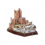 3D Puzzle - Game of Thrones - Red Keep