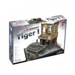 3D Puzzle - German Tiger I - Difficulty: 7/8