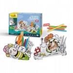 3D Puzzle - Honeybee Pen Holder & Snail Photo Frame