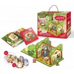 3D Puzzle - Little Red Riding Hood - Difficulty: 2/8