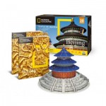 3D Puzzle - National Geographic - Temple of Heaven, China - Difficulty: 6/8