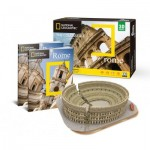 3D Puzzle - The Colosseum, Rome (Difficulty: 6/8)