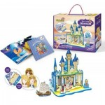 3D Puzzle - The Little Mermaid - Difficulty: 2/8