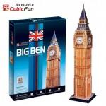 Cubic-Fun-C094H 3D Puzzle - Big Ben