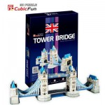 Cubic-Fun-C702H 3D Puzzle - London: Tower Bridge