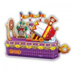 Cubic-Fun-K1303H 3D Puzzle - Circus 2 - Difficulty : 3/8